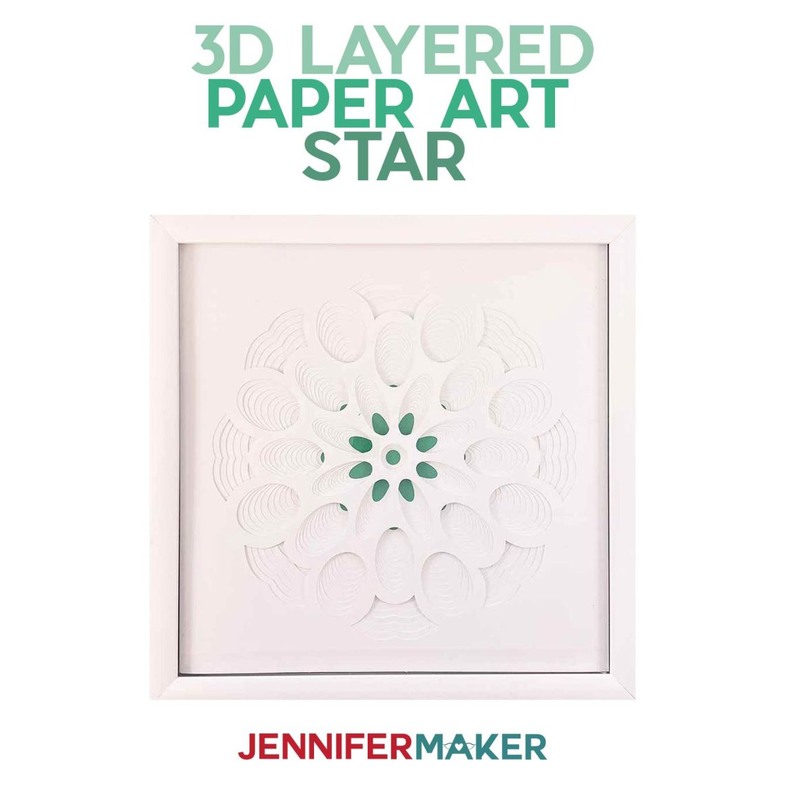 Download Get Free 3D Svg Snowflake PNG Free SVG files | Silhouette ...