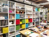 The Best IKEA Craft Room Storage Shelves & Ideas ...
