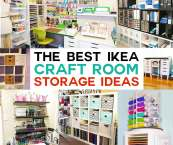 craft room storage solutions