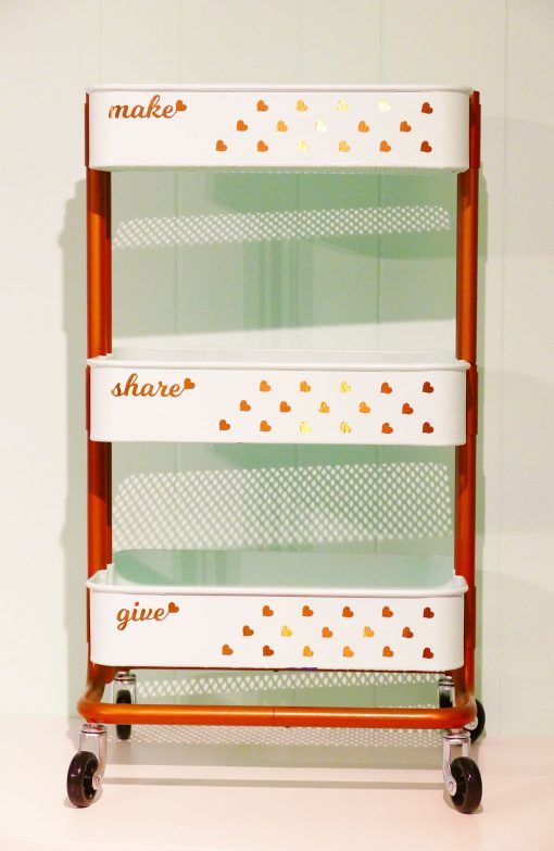 Ikea Raskog Cart The Best Craft Organizer Jennifer Maker
