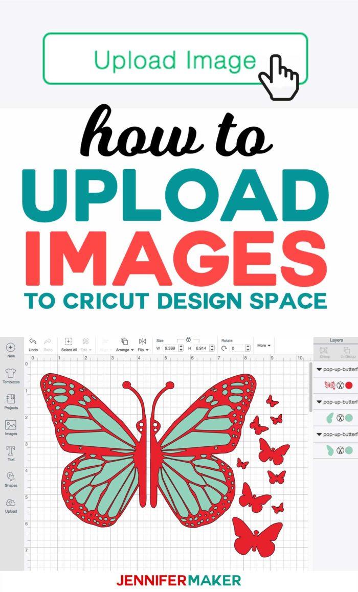 Download How to Upload Images to Cricut Design Space - Jennifer Maker