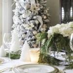 Elegant Christmas Table Setting Ideas Home Design Jennifer Maune