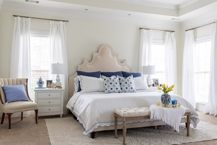 Five Simple Bedroom Decorating Ideas For Spring Home Design Jennifer Maune