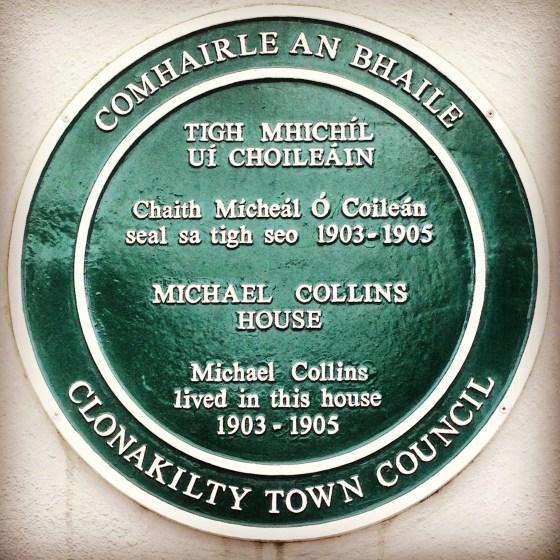 Michael Collins home