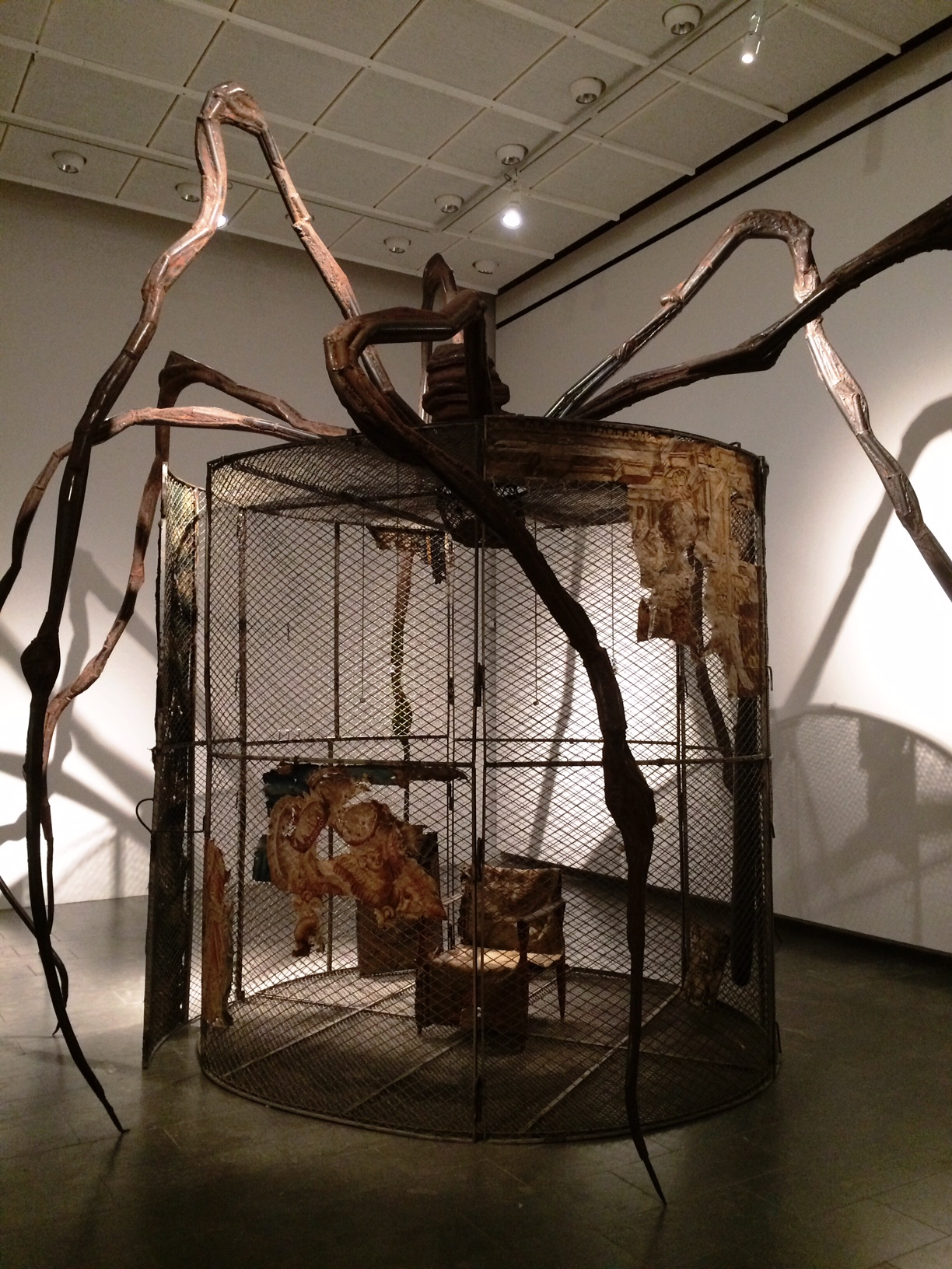 Louise Bourgeois  Jennifer Michie