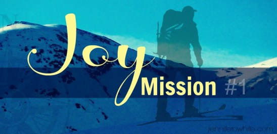 Joy Mission #1