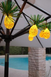 Recycle Plastic Easter Eggs Into a Set of DIY Pineapple ...