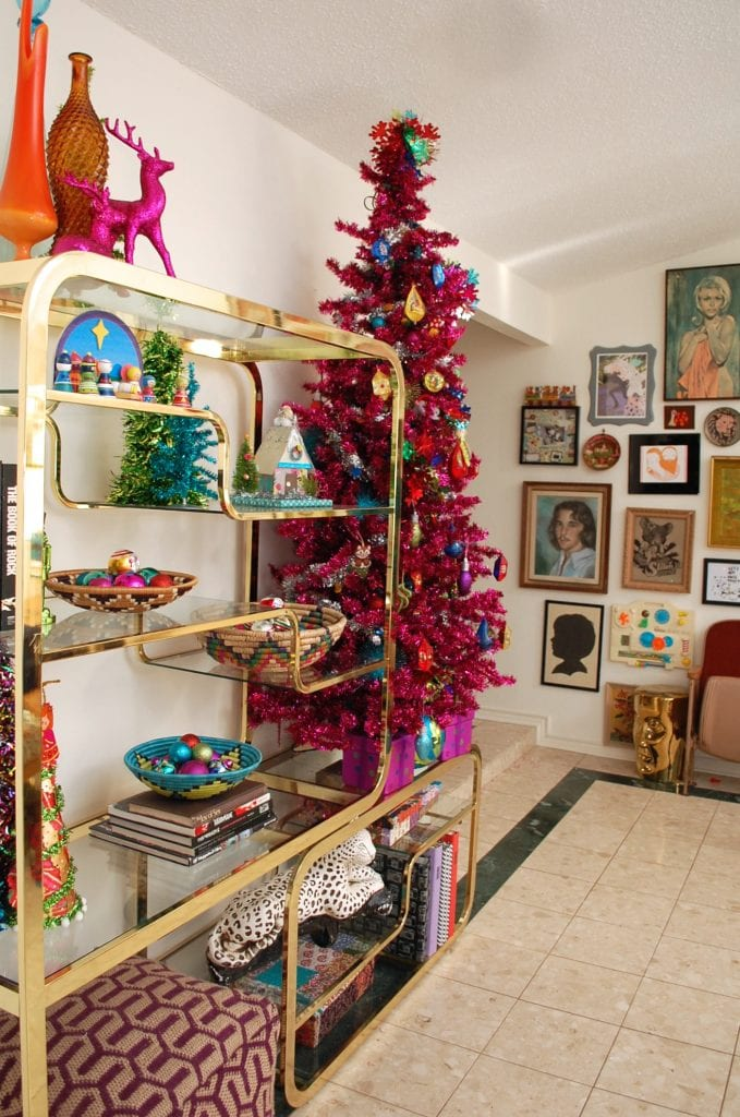 Apartment Therapy  Modern Home and Vintage Holiday Decor  Jennifer Perkins  Jennifer Perkins