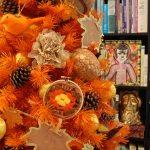 Colorful Fall Christmas Tree Ideas Jennifer Perkins