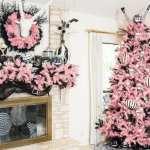 Creepy Cute Pink Halloween Tree By Jennifer Perkins
