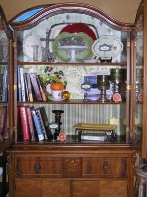 Lets take the china out of china cabinet  Jennifer Rizzo