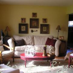 Ideas For Painting My Living Room French Country Rugs The Real Evolution Post!! - Jennifer Rizzo