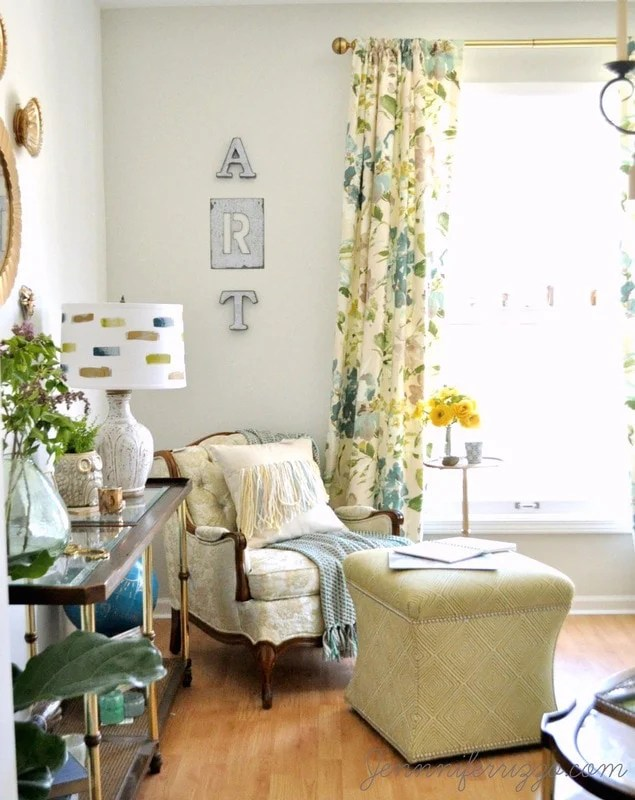 Bohemian Art Studio Decorating With Lots Of Color Jennifer Rizzo