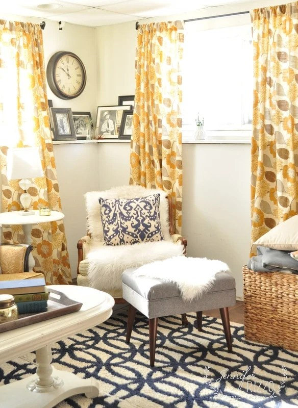 decorating ideas for a basement family