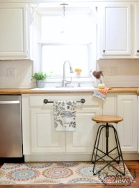 Kitchen Window Sill Ideas