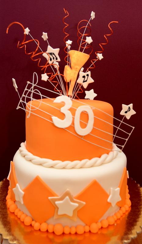 Orange Jennifers Cakes