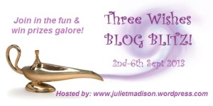 3 wishes blog blitz