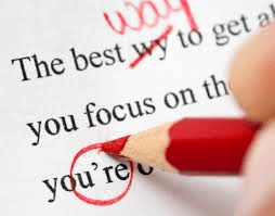 proofreading 1