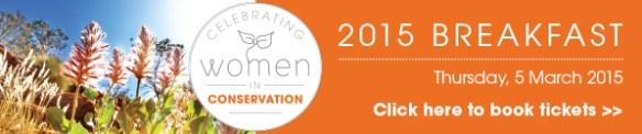 Women in conservation breakfast