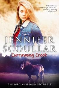 BK2 Currawong Creek E-Book Cover