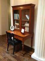 This desk was used by President James Buchanan when he stayed at the Bedford Springs Resort. (Photo by Jennifer Sopko)