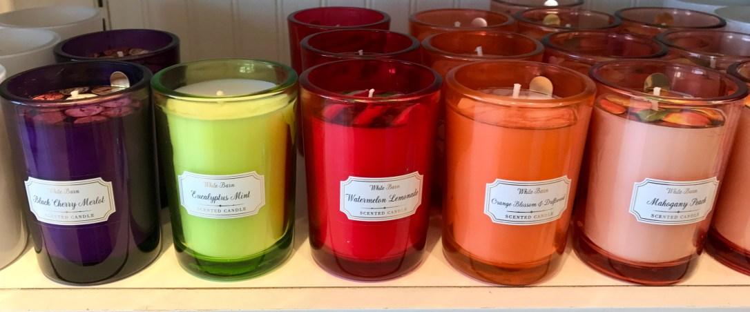 BBW medium candles