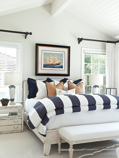 houzz nautical themed room