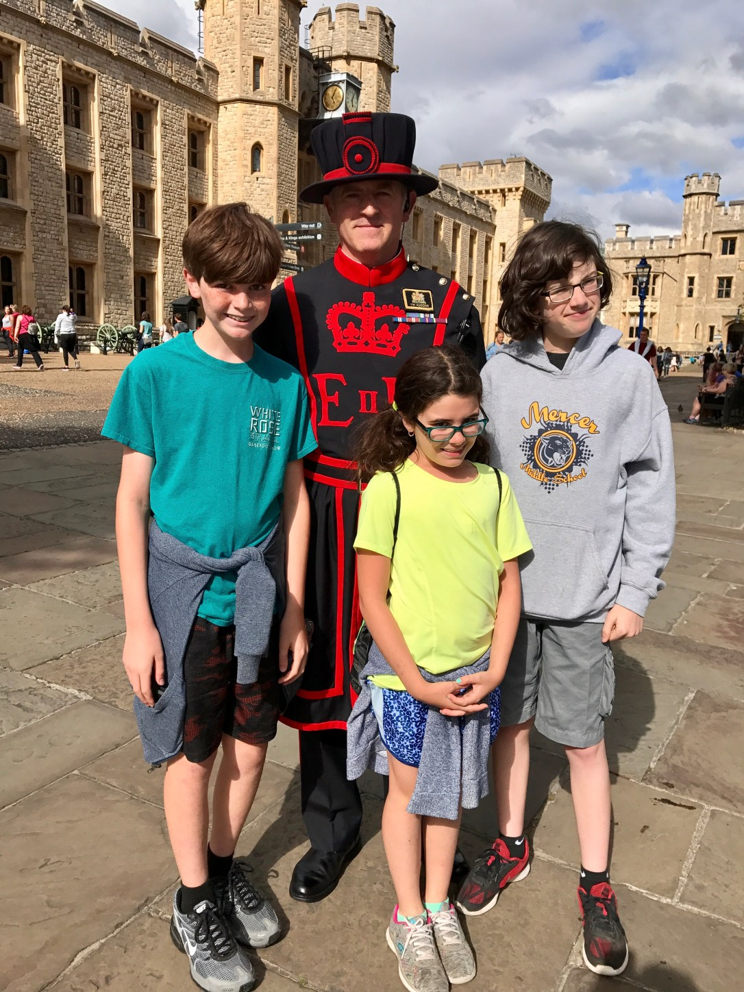 beefeater with kids
