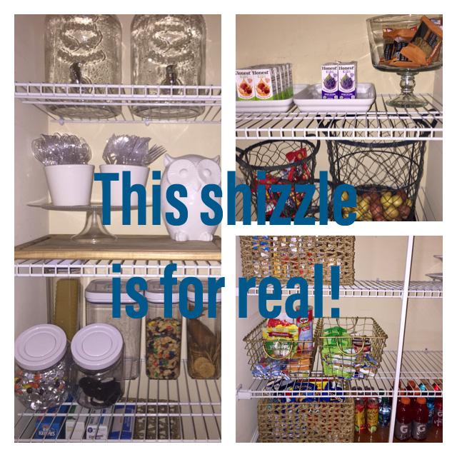 Dara's pantry