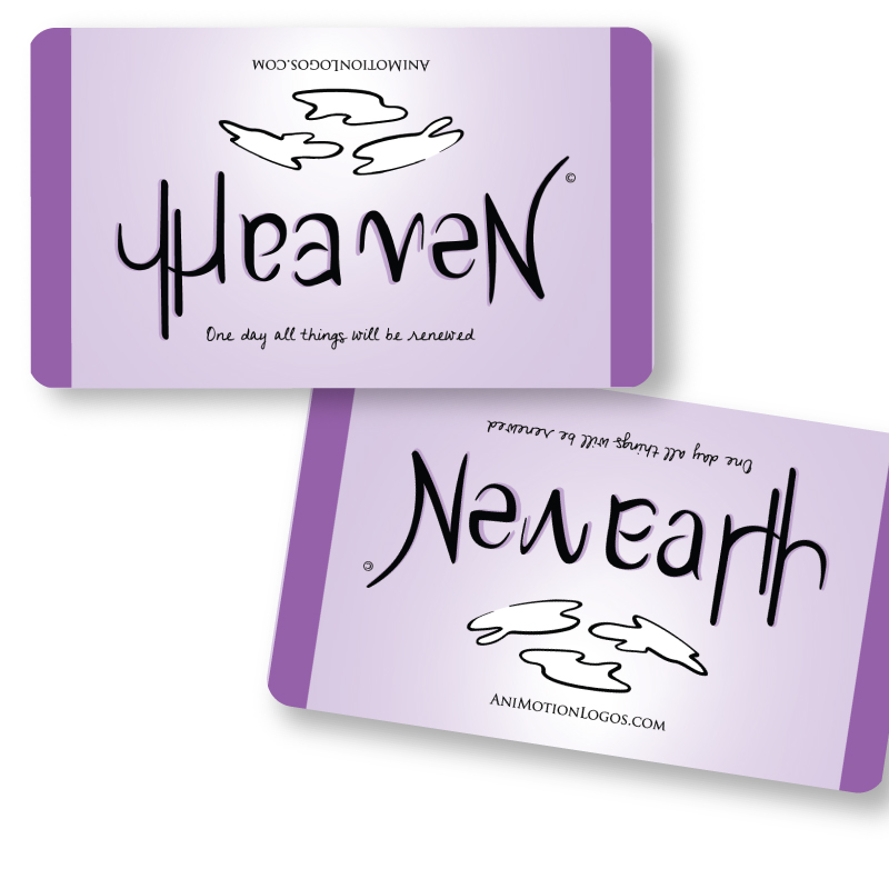 heaven.new earth