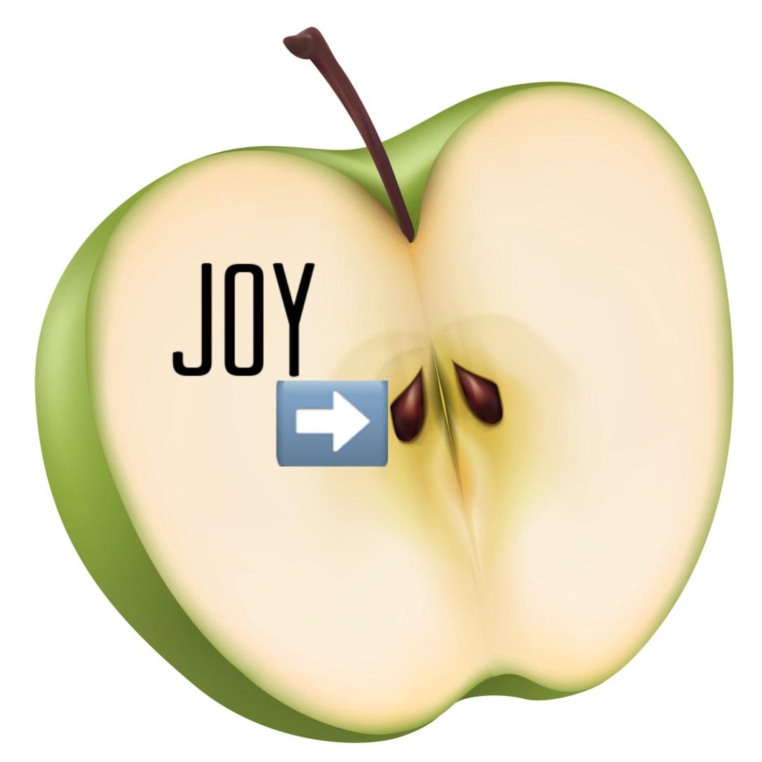 joy apple core