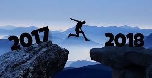 2017 leap to 2018