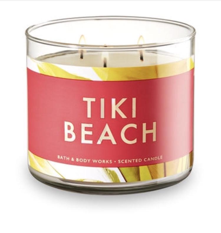 bath and body - tiki beach