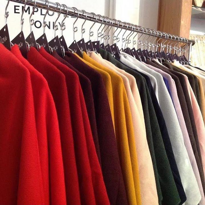 Tara Wegdam - hanging shawl vests