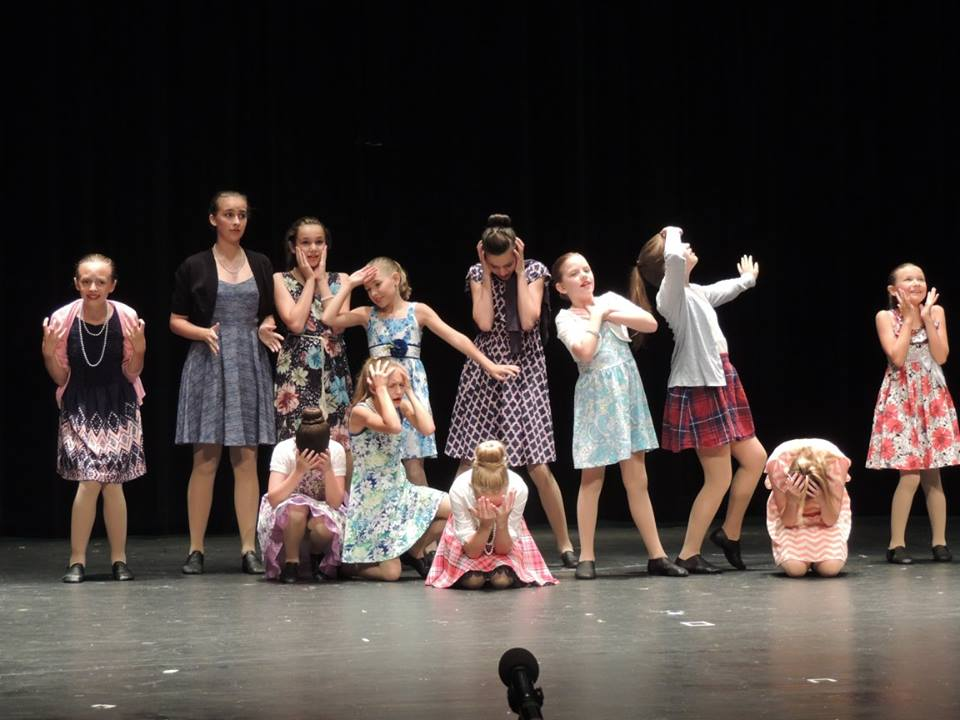Rhythm and Arts - musical theater