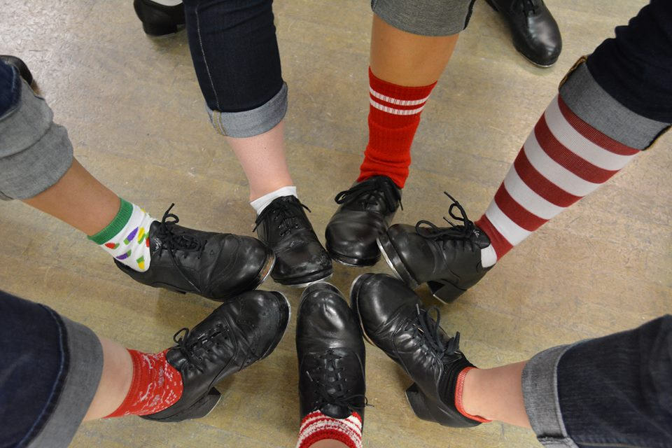 Rhythm and Arts - tap shoes
