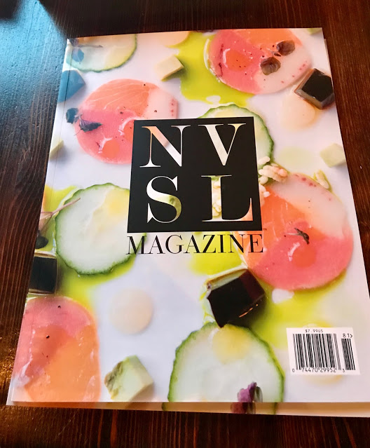 NVSL magazine Spring 2018 Cover