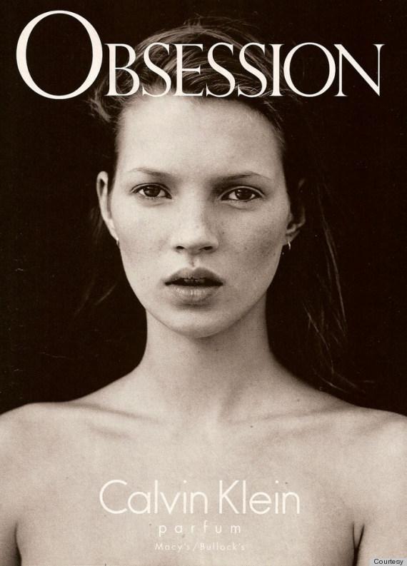 Obsession parfum ad