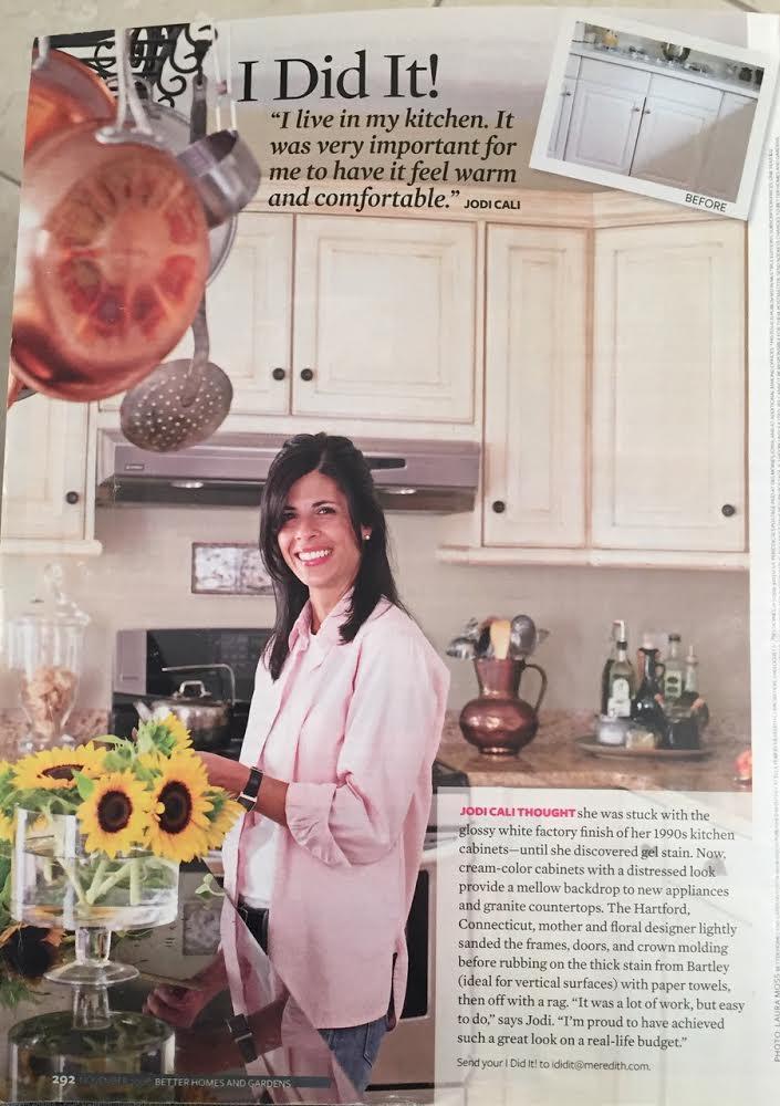 Jodi Cali kitchen redo