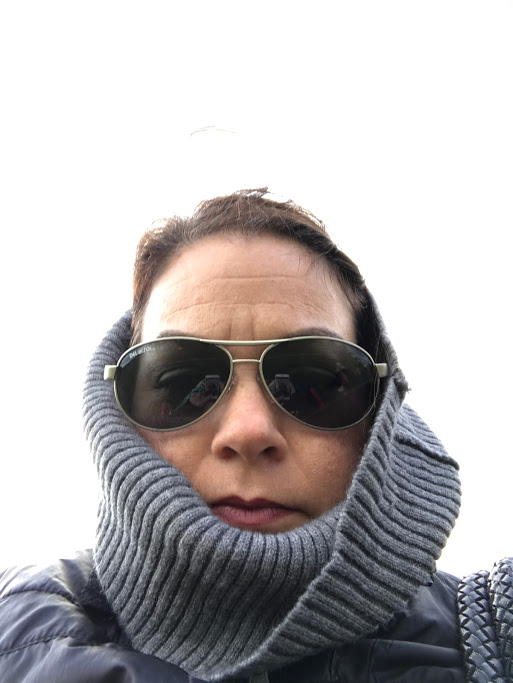 Me freezing