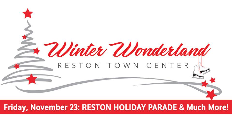 2018 reston town center holiday parade