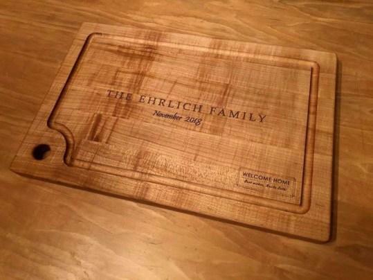 Jonathan cutting board 2