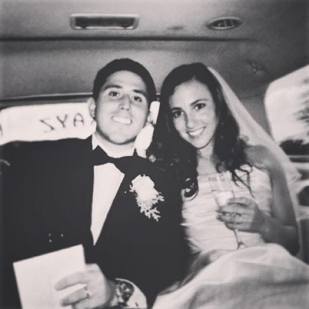 Cristina and Alex Wedding pic