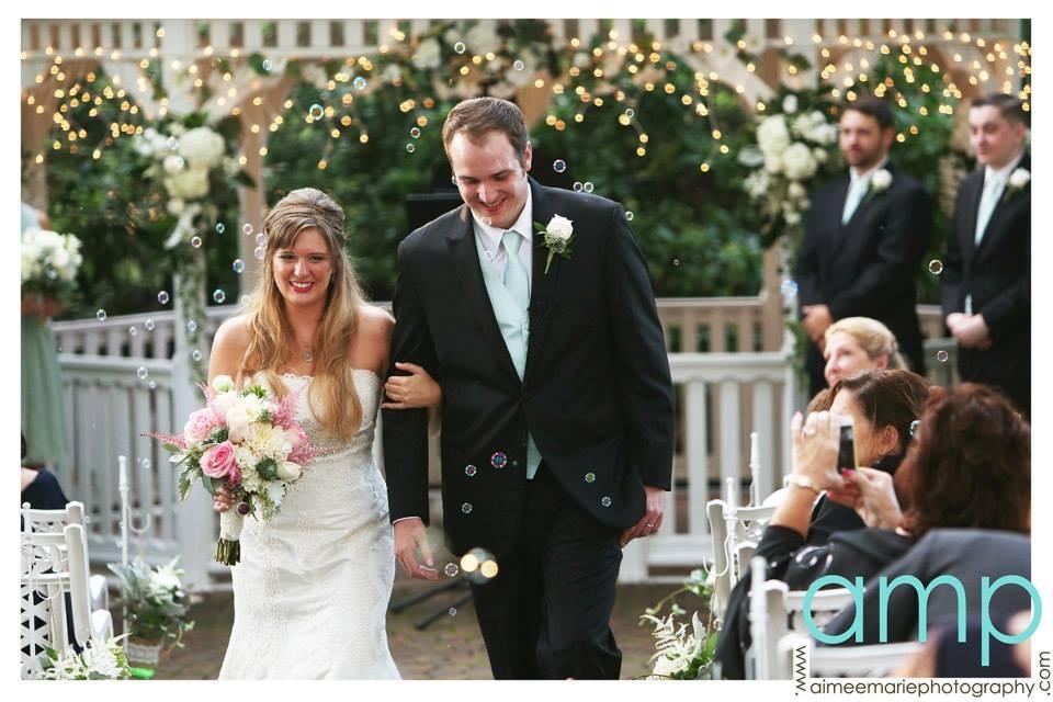 Jackie and Jesse's wedding