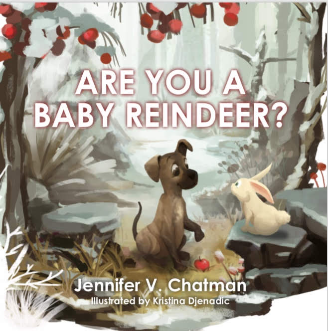 Are You A Baby Reindeer book cover