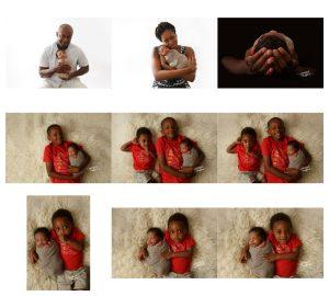Newborn Baby Photography in Richmond Virginia