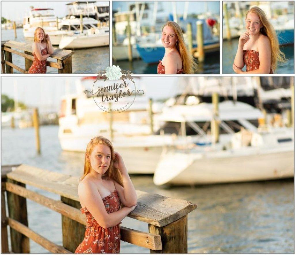 richmond senior portraits