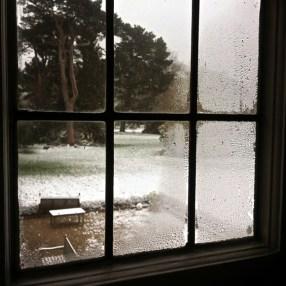 Suffolk snow