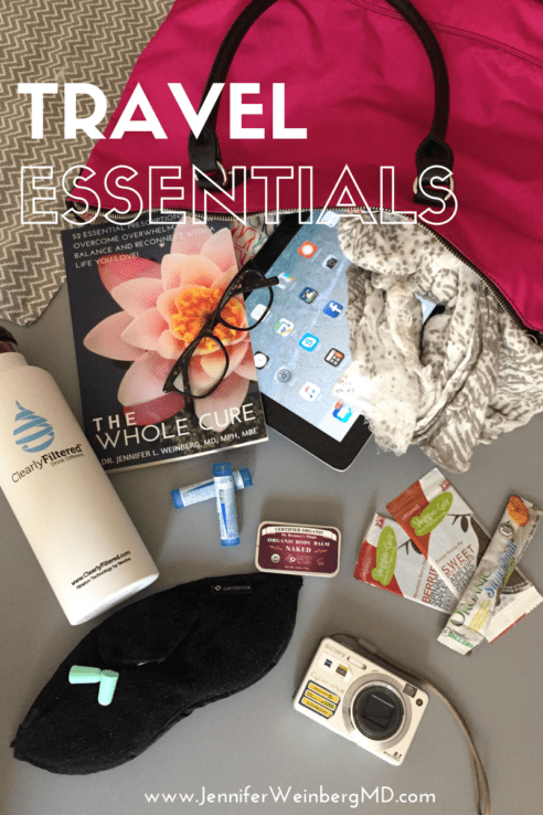 Essential My Health : essential, health, What's, Healthy, Carry-On?, Travel, Essentials, Preventive, Medicine, PhysicianDr., Jennifer, Weinberg,