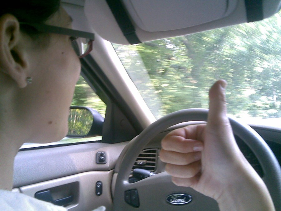 Are You Teaching Your Teen To Drive?